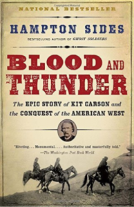 Blood and Thunder - book cover